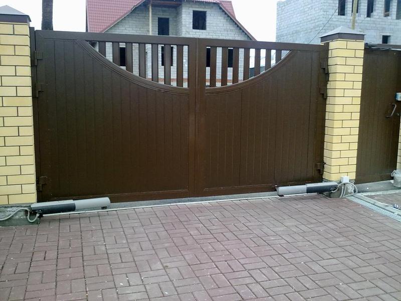 Автоматика сдвижных ворот купить