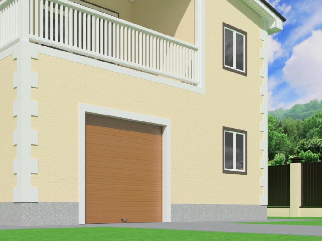 Частное строительство (подсобные помещения)