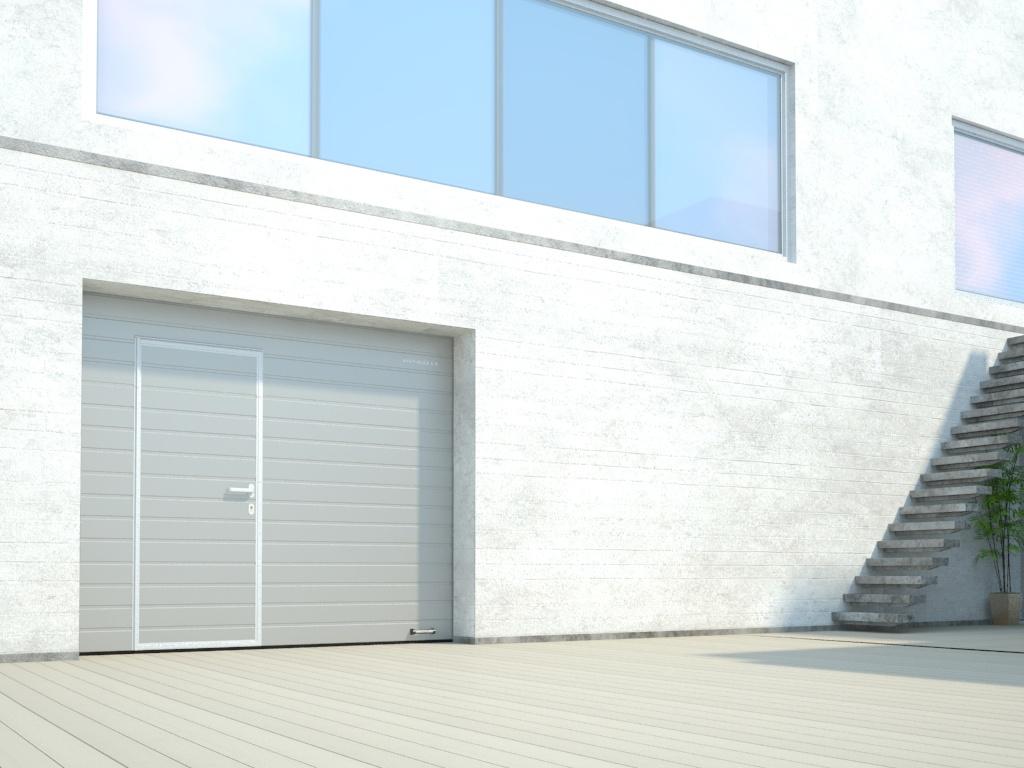 Частное строительство (гараж)